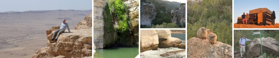 natur in Israel