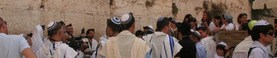 Bar-Mizwa-an-der-Klagemauer
