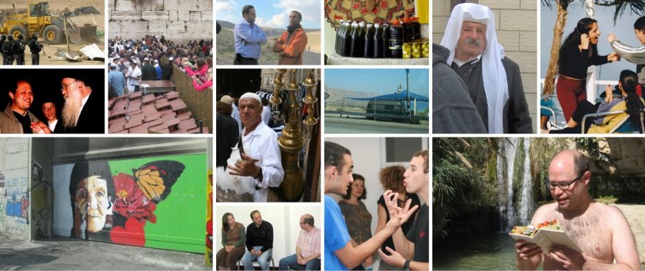Begegnungen in Israel und Palästina