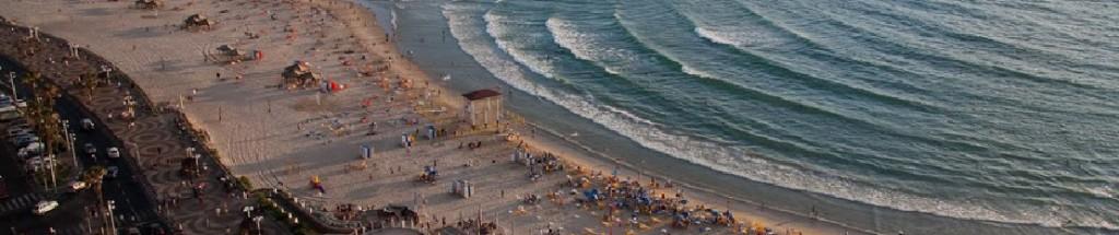 Strand Tel Aviv Israel City Break