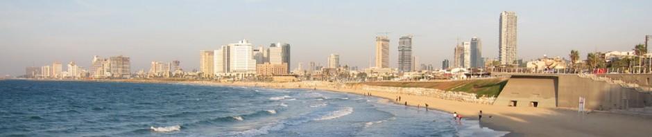 Städereise nach Tel Aviv