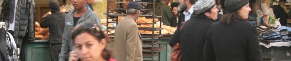 Mahne Yehuda market in Jerusalem City Break