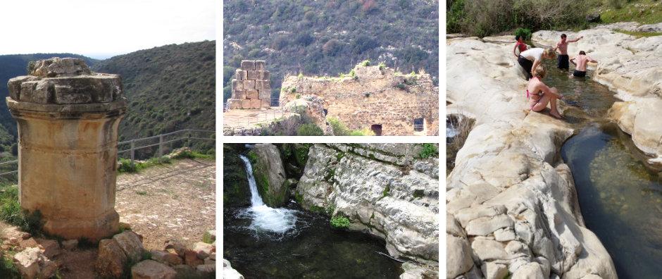 Wandern in Israel Galiläa 2021