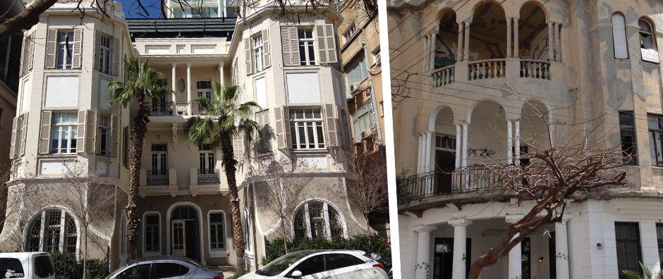 """Die """"Traumhäuser"""" von Tel Aviv (Architektur)"""